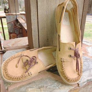 Ugh Deck Shoes